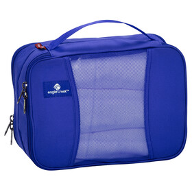 Eagle Creek Pack-It Half Cube bagage ordening clean dirty blauw